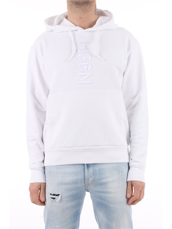 HOGAN Sweatshirt White