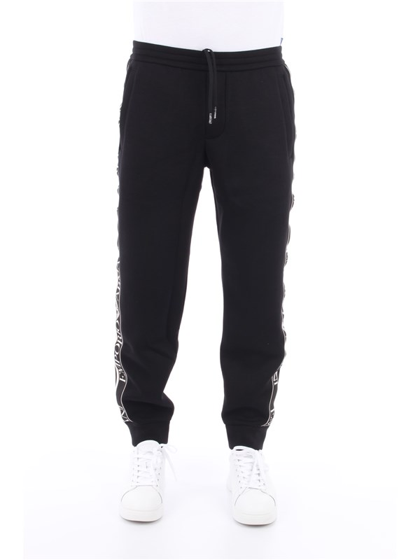 Emporio Armani Jogging trousers Black