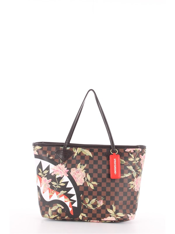 SPRAYGROUND Shopping Bag Shark flower