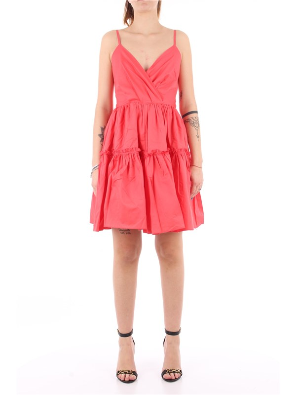 Molly Brachen Short dress Bright pink