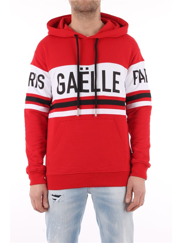GAëLLE Sweatshirt Red