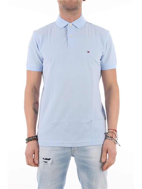 Tommy Hilfiger Polo Sweet blue