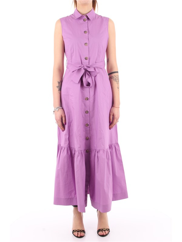Pinko Chemisier dress Purple