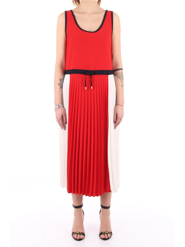 Tommy Hilfiger Long dress Firewprks / desert sky / white