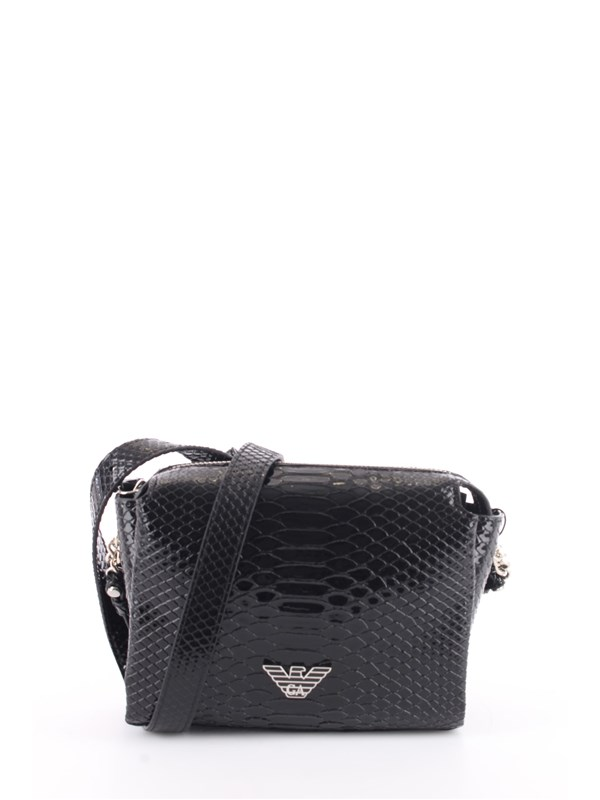 Emporio Armani Shoulder bag Black