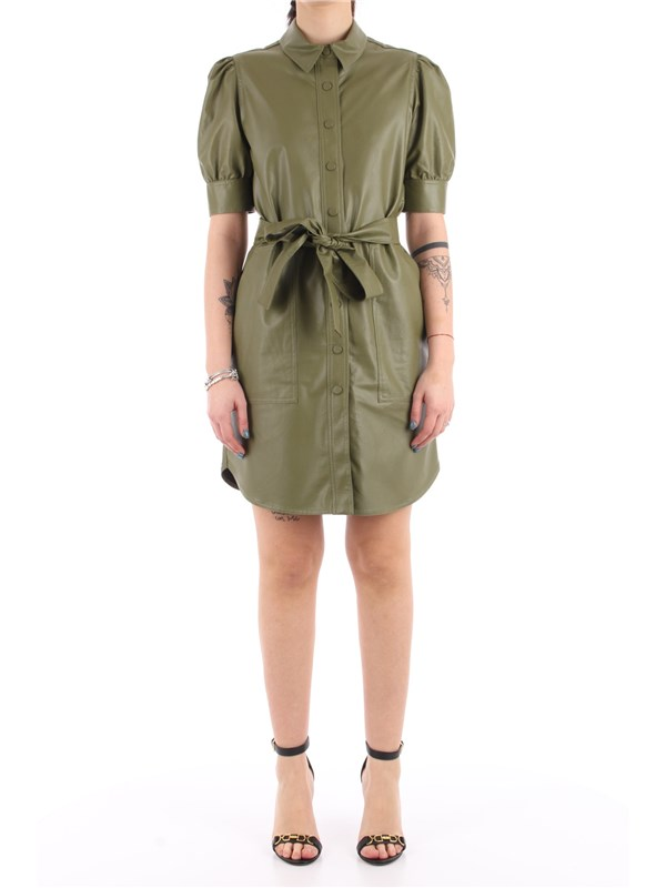 TWINSET Chemisier dress Alpine green