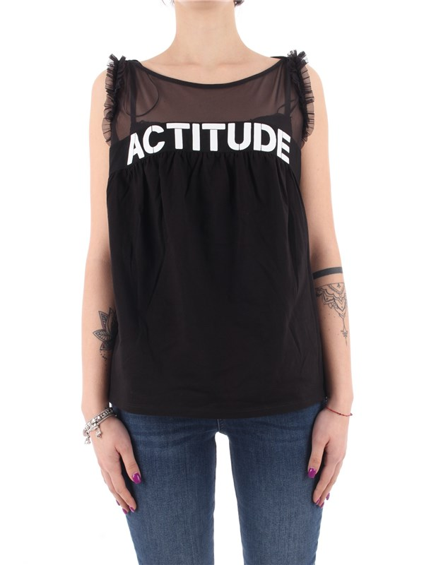 ACTITUDE by TWINSET Blouse Black