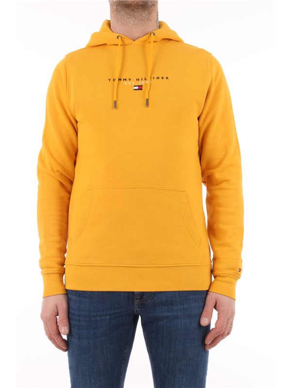 Tommy Hilfiger Sweatshirt Courtside yellow