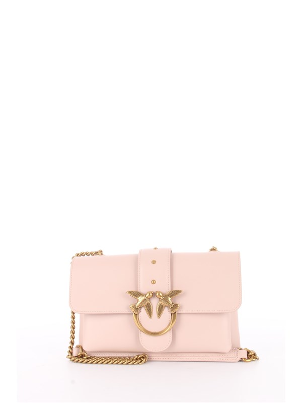 Pinko Pelletteria Shoulder bag Face powder