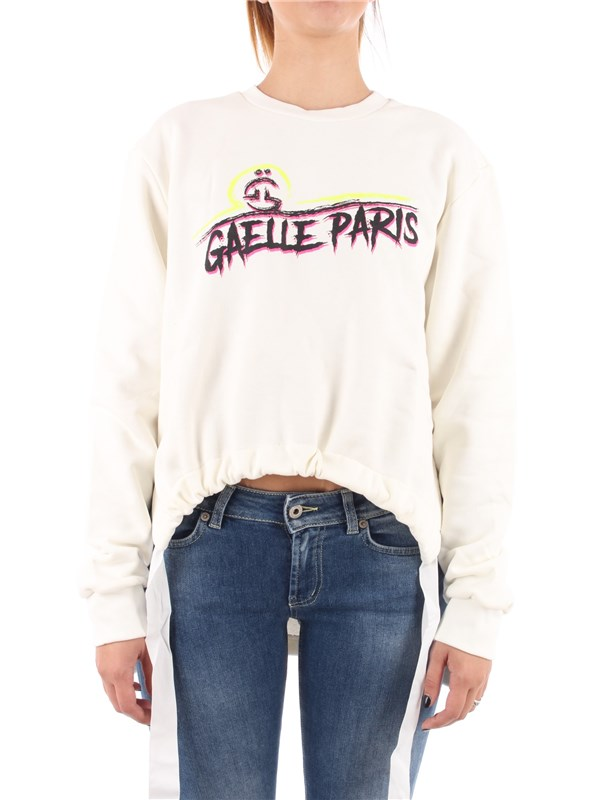 GAëLLE Sweatshirt Off white
