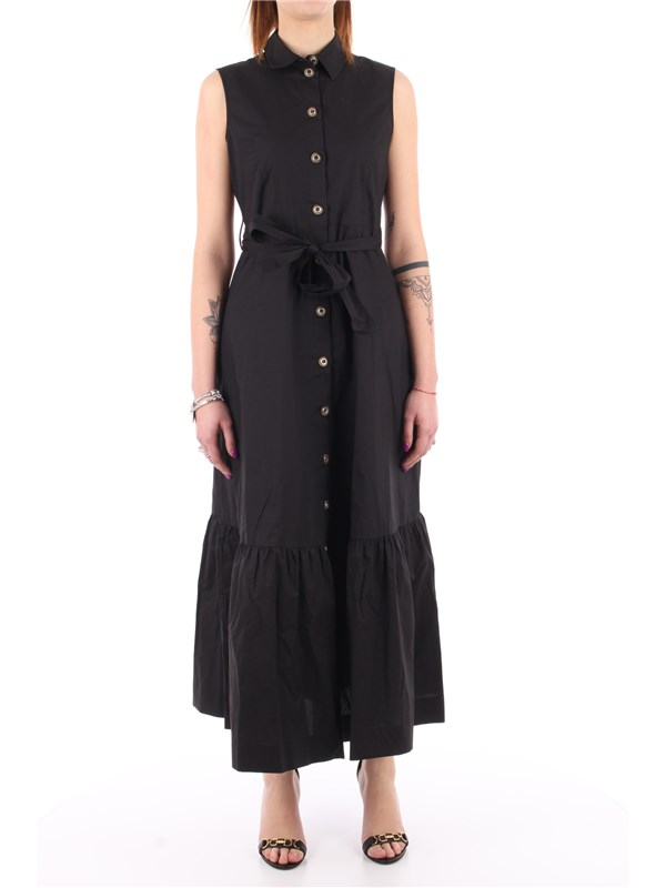 Pinko Chemisier dress Black