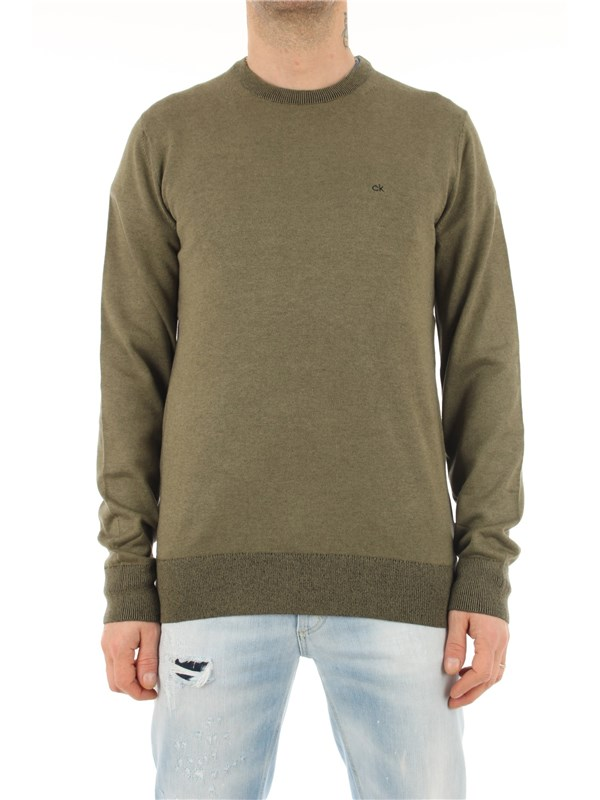 Calvin Klein Sweater Delta green