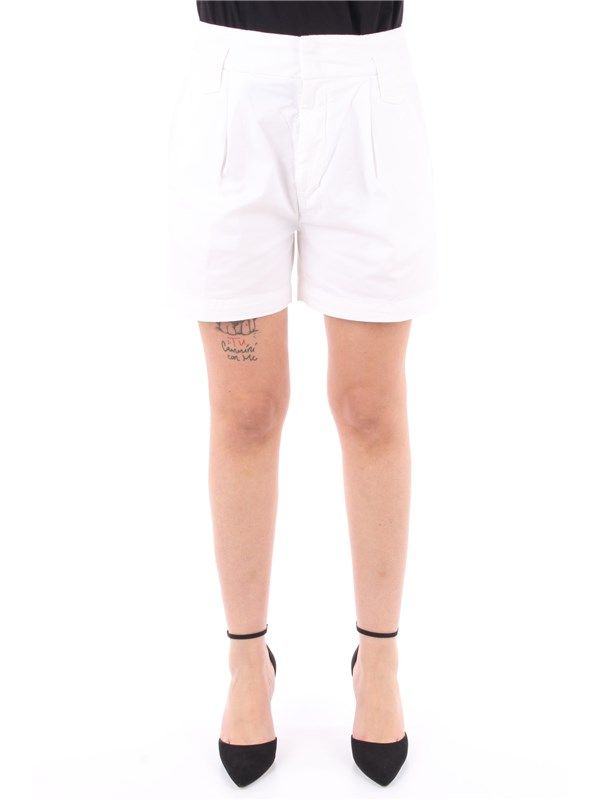 DONDUP Shorts White