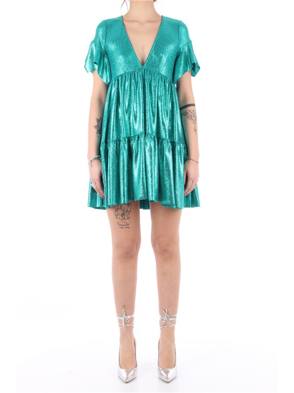 ANIYE'  BY Short dress Emerald