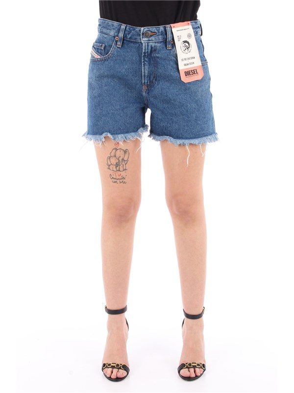 DIESEL Shorts Medium denim