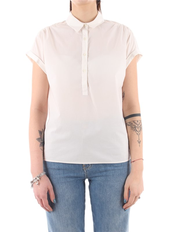 Woolrich Blouse white