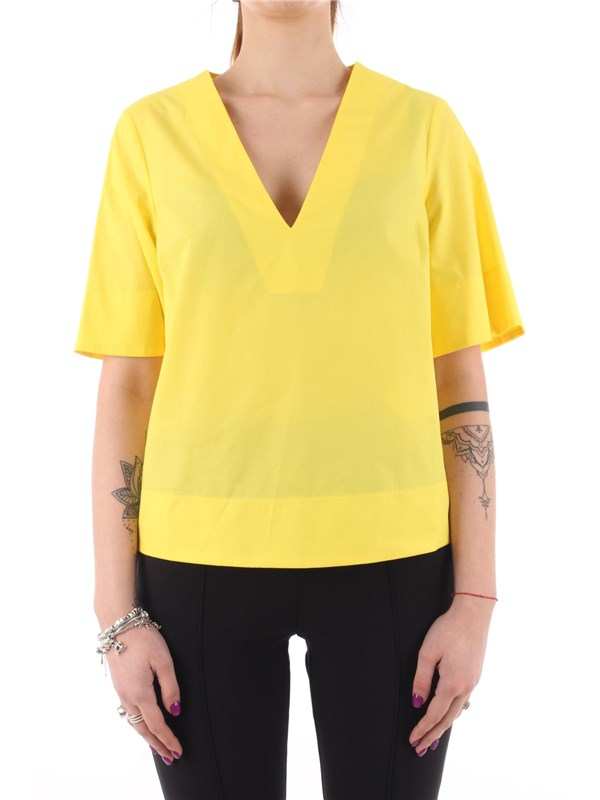 Manila Grace Blouse lime