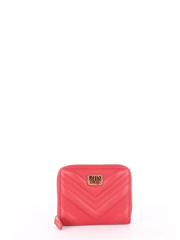 Pinko Wallet Ruby red