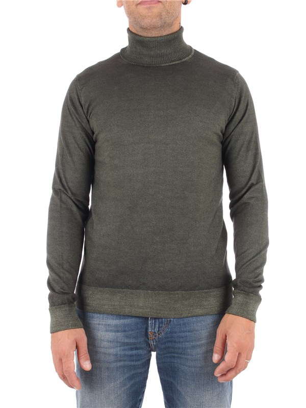 WOOL&CO Sweater Olive