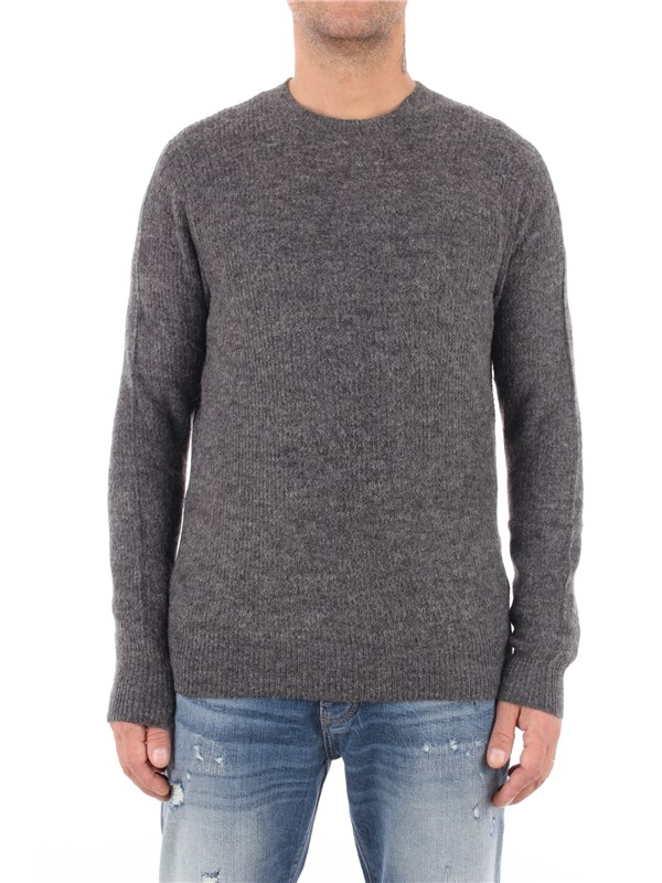 ANTONY MORATO Sweater Medium melange gray