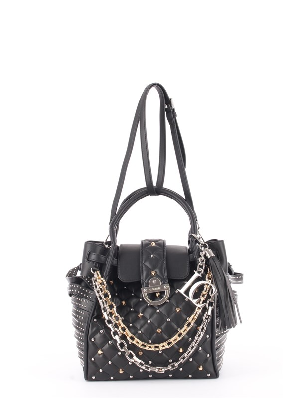 LA CARRIE Shopping Bag Black