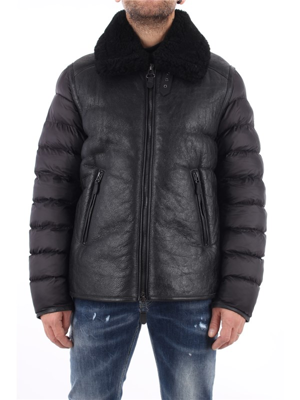 Bully Coat Black