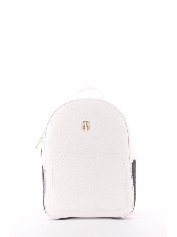 Tommy Hilfiger Backpack Bright white
