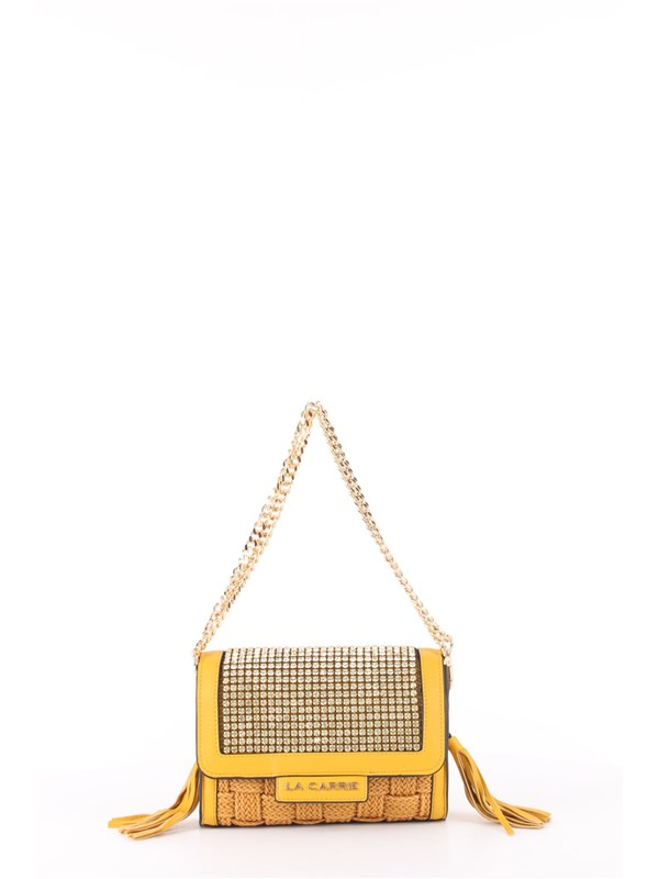 LA CARRIE Clutch yellow