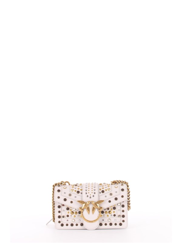 Pinko Shoulder bag Ice