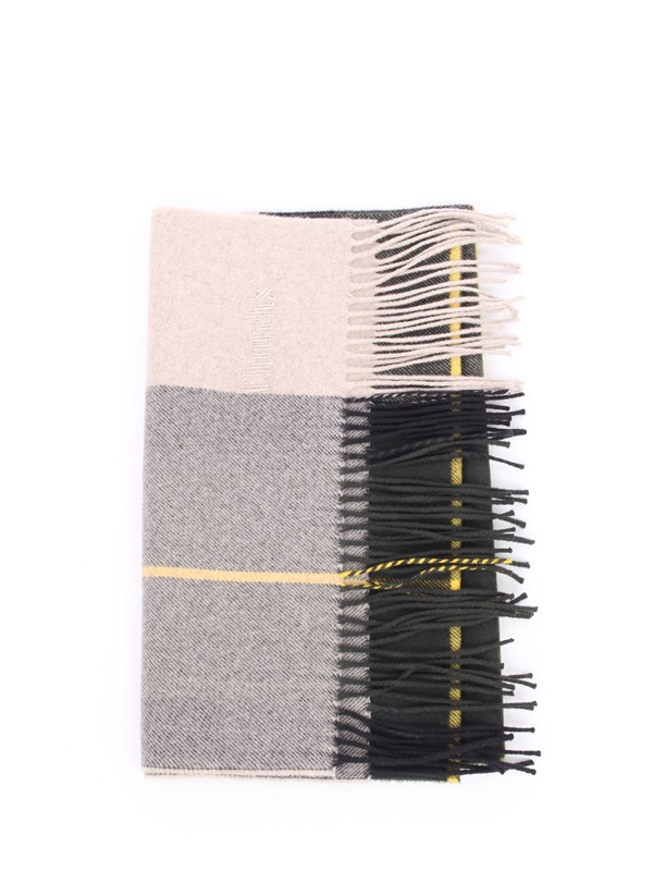CHURCH'S Scarf Beige / gray