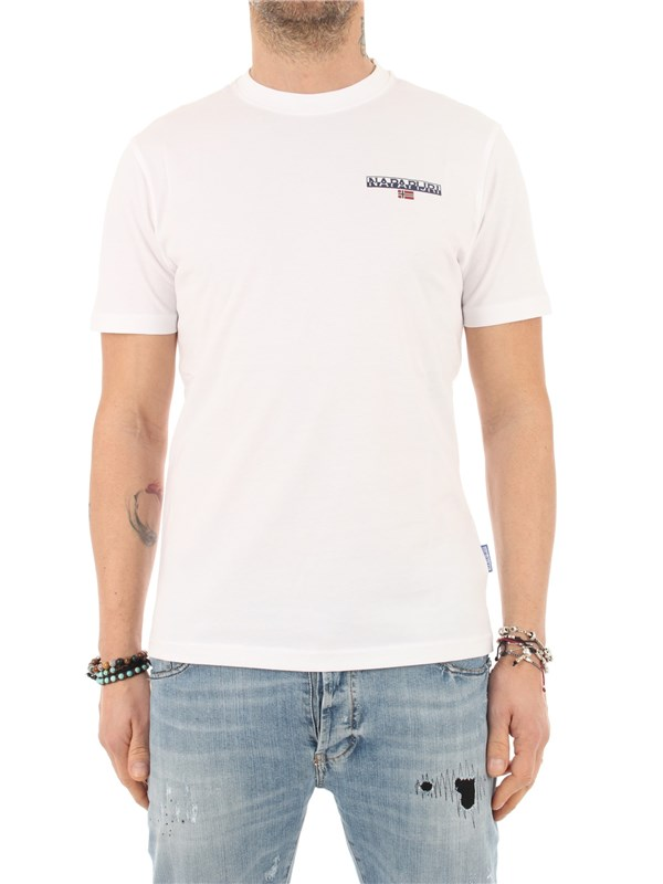 NAPAPIJRI T-shirt Bright white 002