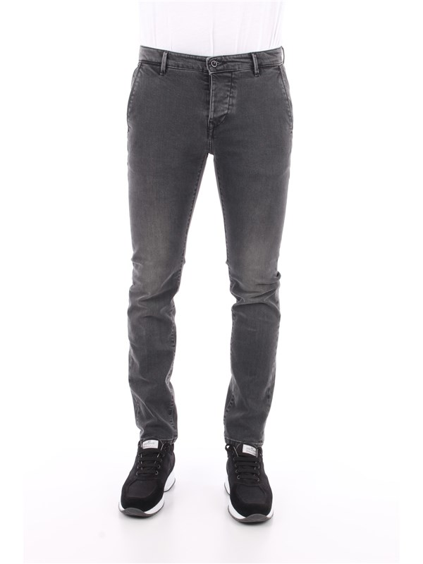 Zero Construction Jeans Black