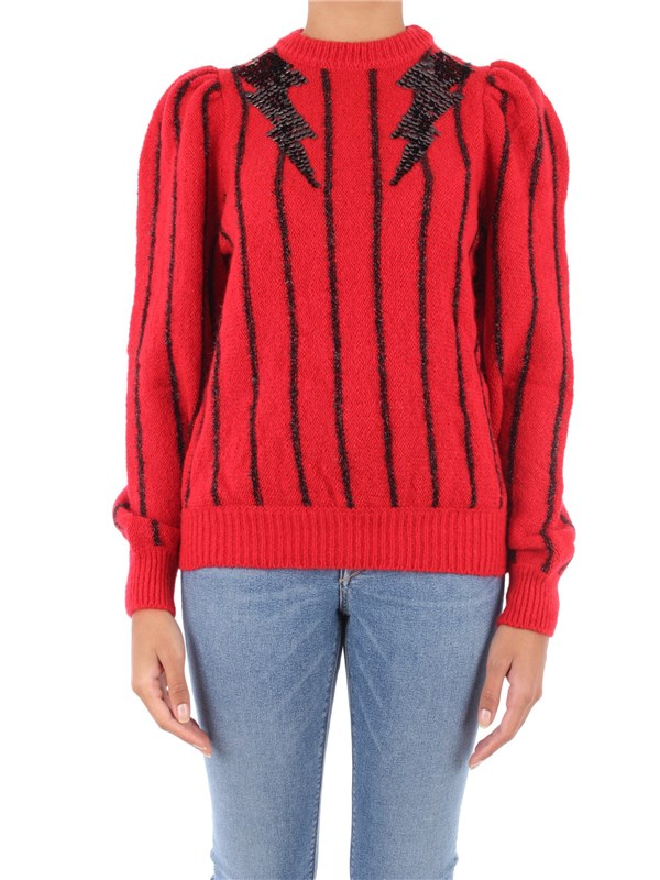 ANIYE'  BY Sweater Red