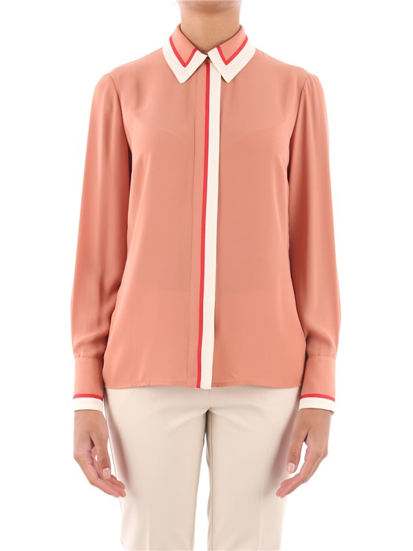 Elisabetta Franchi Shirt Rose / gold / butter