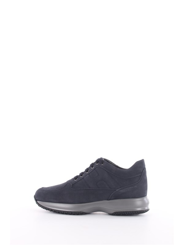HOGAN Sneakers Dark denim blue