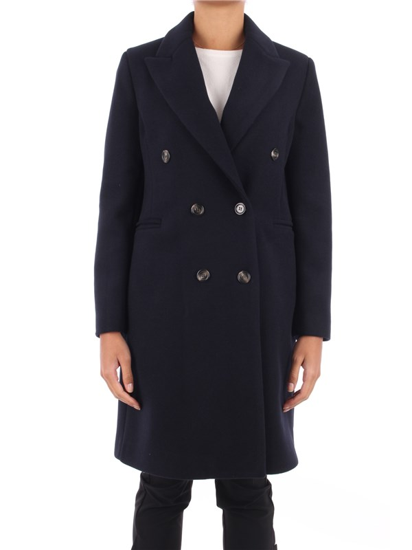 KAOS Overcoat Night blue