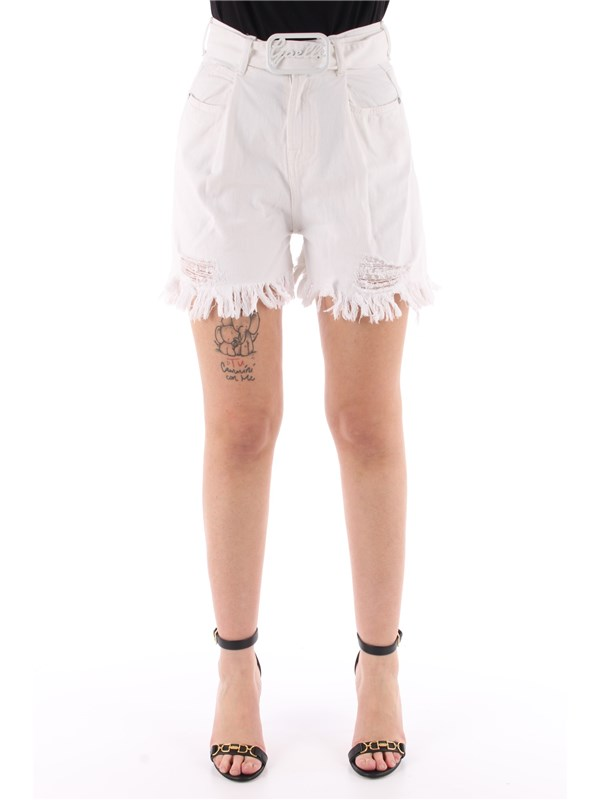 GAëLLE Shorts White