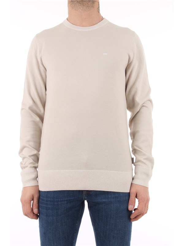 Calvin Klein Sweater Bleached stone
