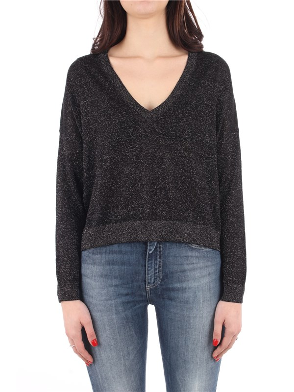 LIU  JO Sweater Black lux