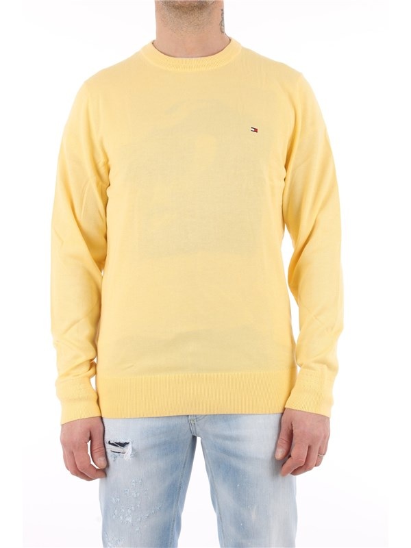 Tommy Hilfiger Pullover Delicate yellow