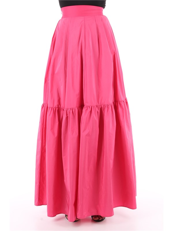 NENETTE Skirt Shocking pink