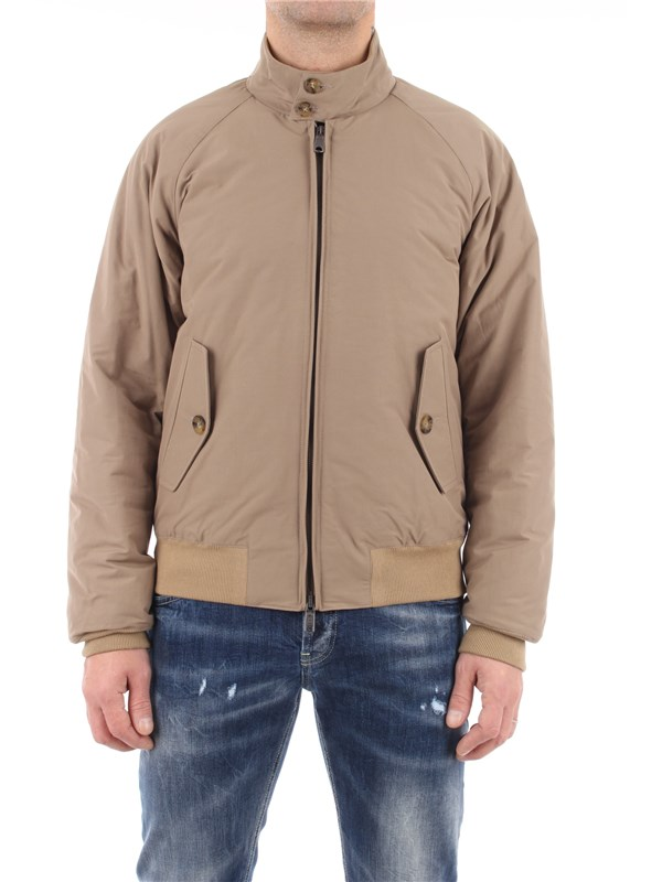 Baracuta Coat Tan