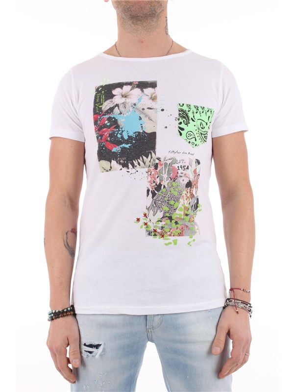 Fifty Four T-shirt White