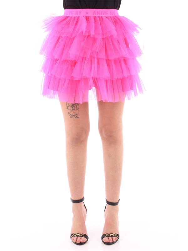 ANIYE'  BY Skirt Fluorescent pink