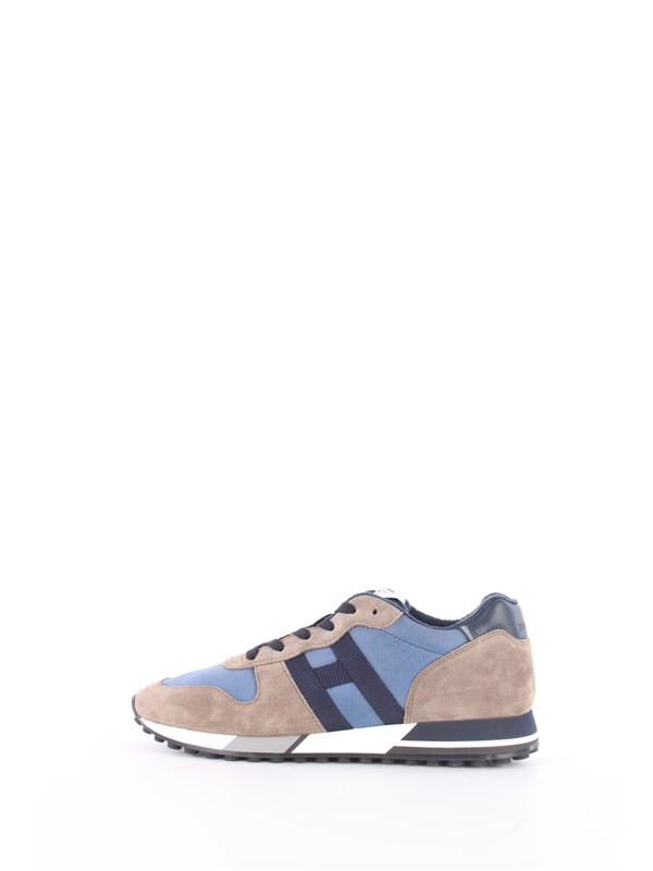 HOGAN Sneakers Baltic / mud / blue / glass