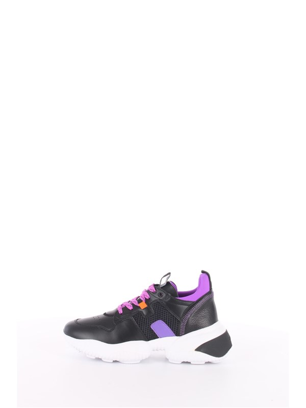 HOGAN Sneakers Tar / black / iris