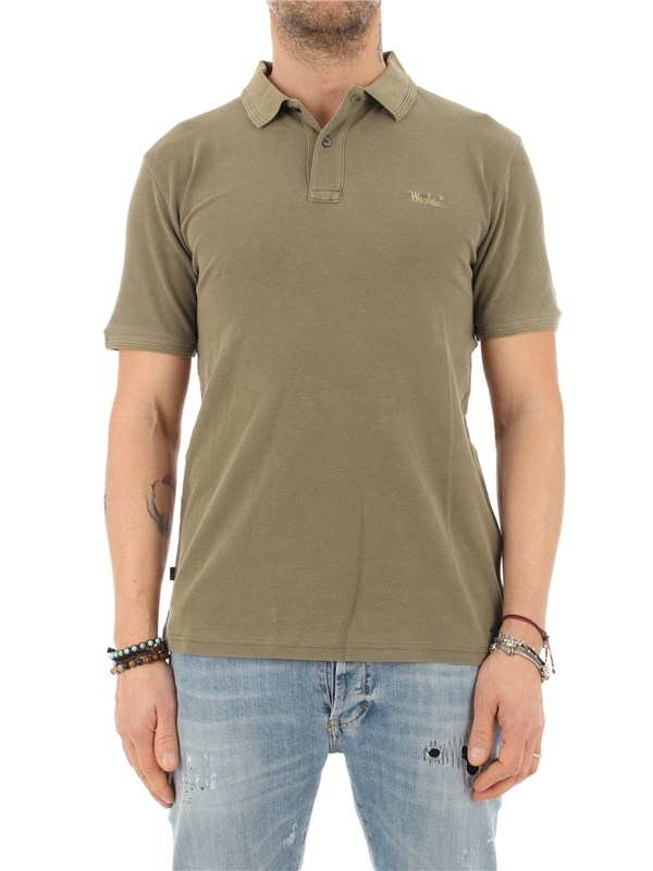 Woolrich Polo Army olive