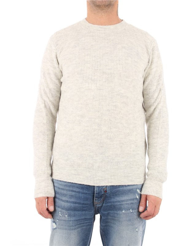ANTONY MORATO Sweater Light melange gray