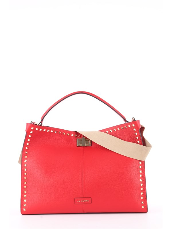 LA CARRIE Shoulder bag Red
