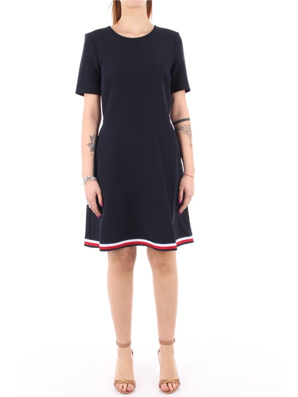 Tommy Hilfiger Short dress Desert sky